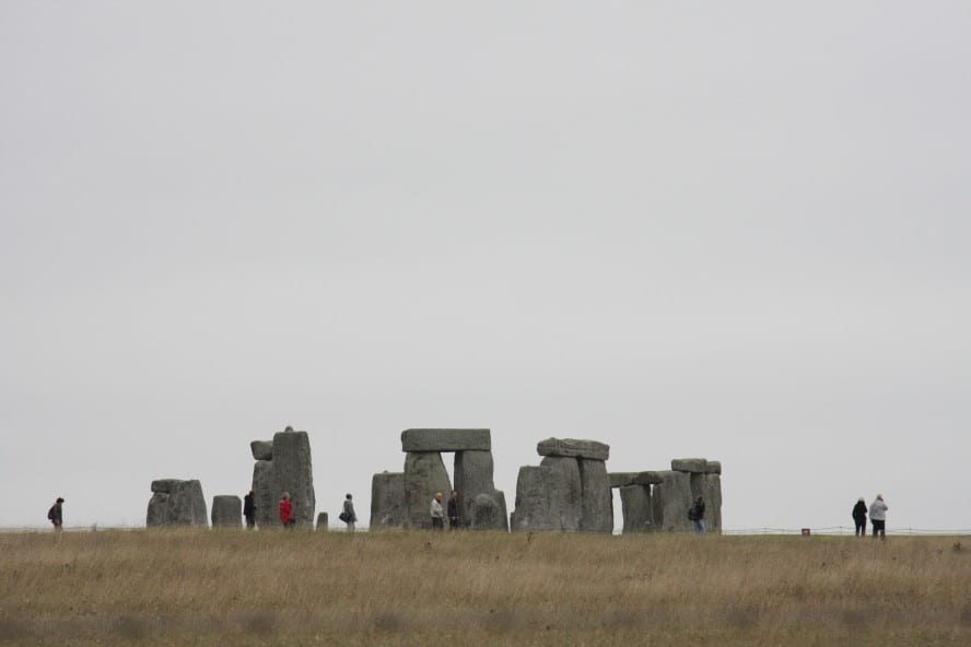 Stonehenge - World Heritage Site