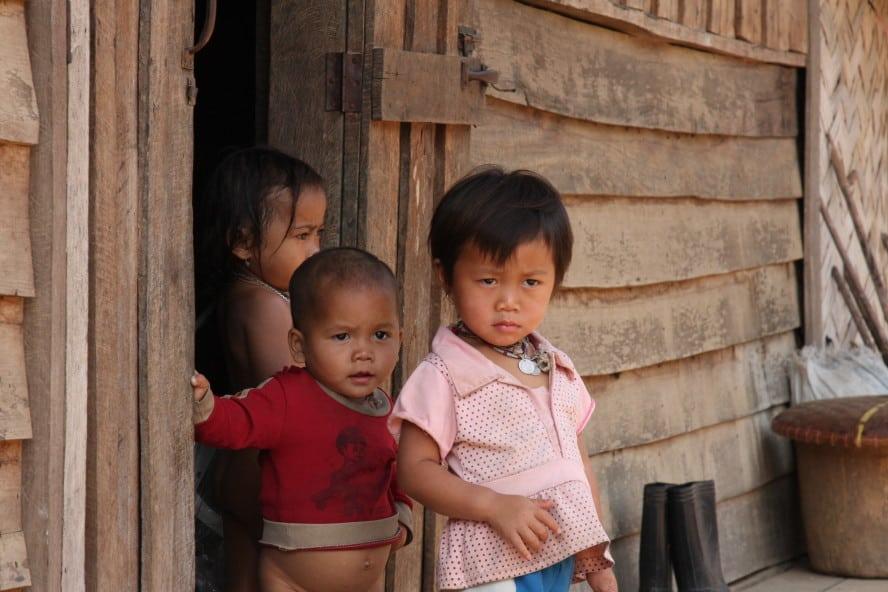 Auf dem Mekong - Von Houei Say nach Luang Prabang