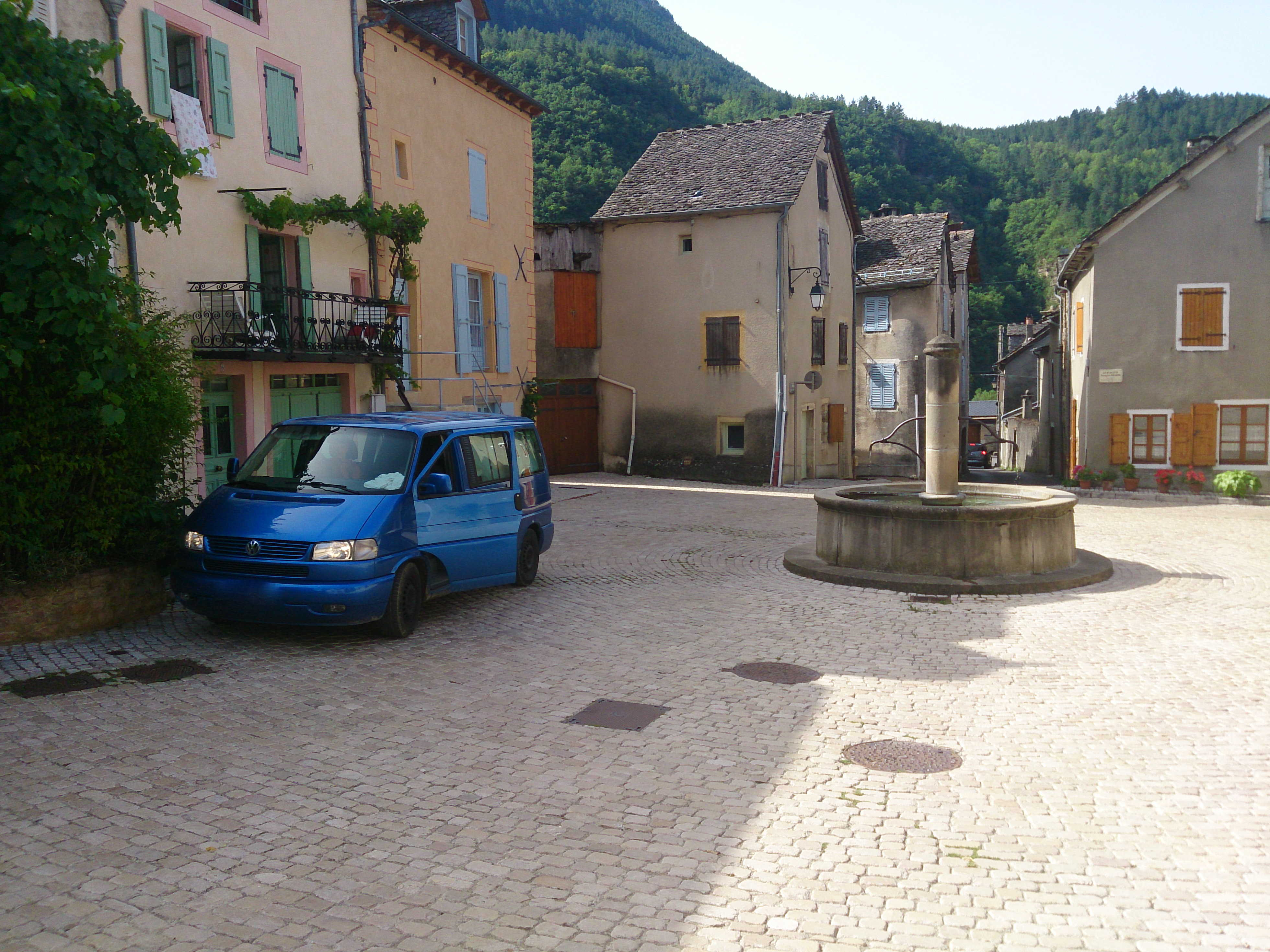 road trip to the provence