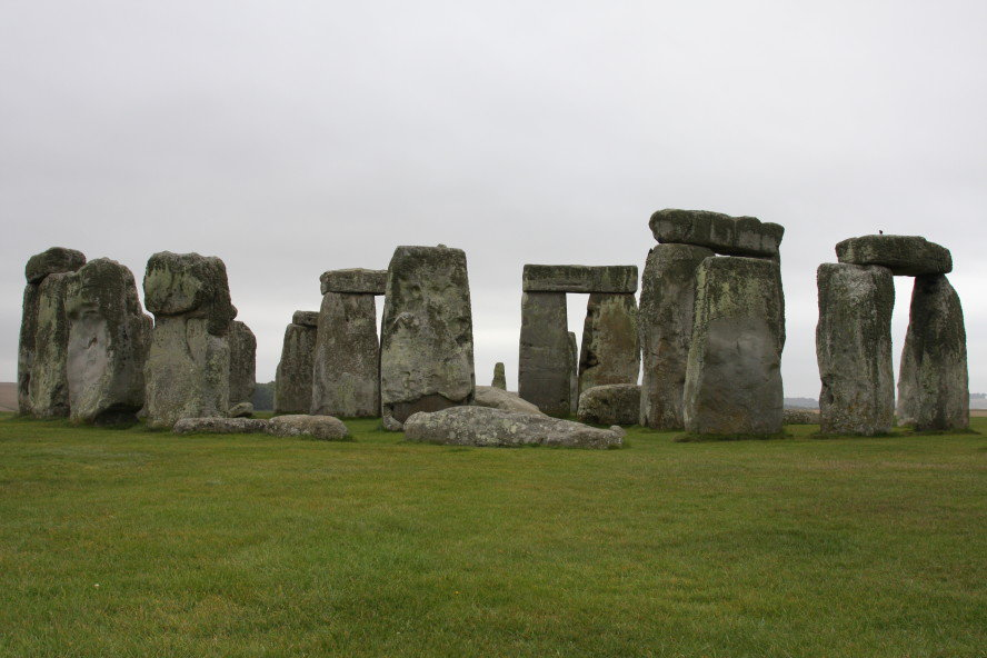 Stonehenge - UNESCO World Heritage Site