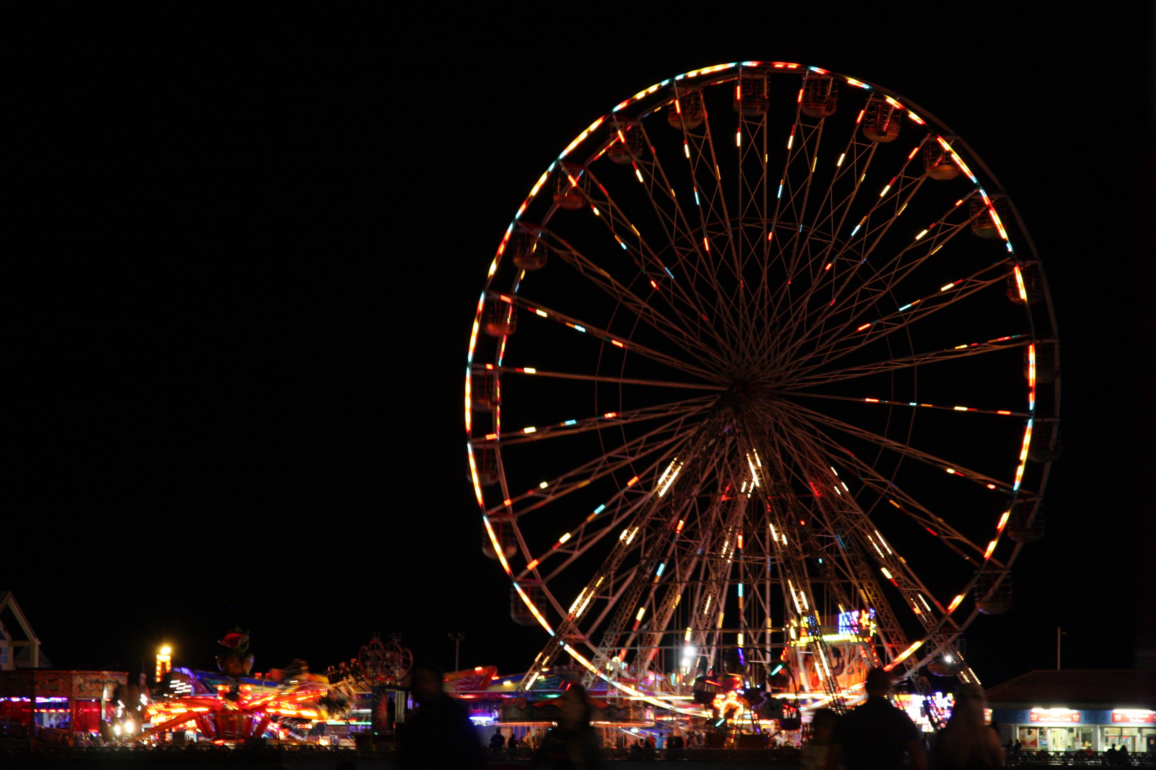 Blackpool Illumination Lichterfest