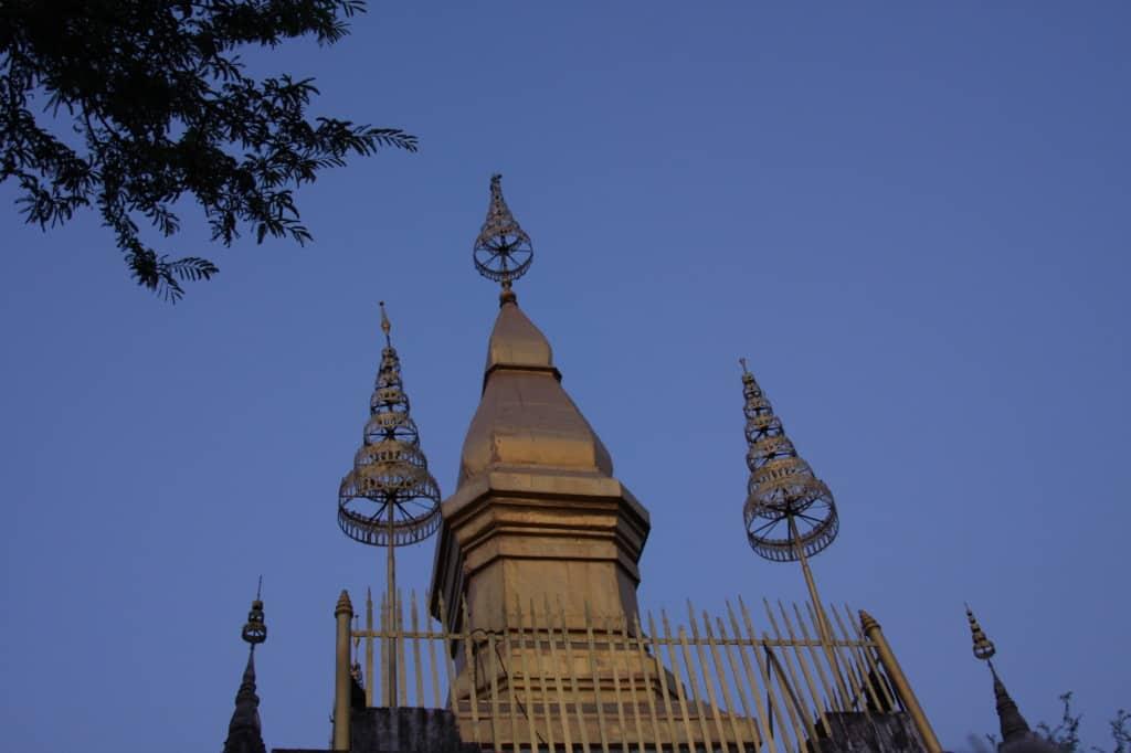 Mount Phousi Luang Prabang, Laos