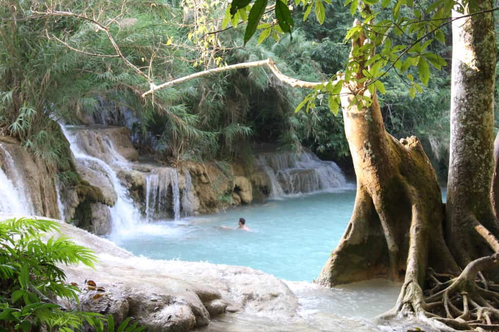 Khouang Waterfalls, Wasserfälle Khouangsi www.cityseacountry.com