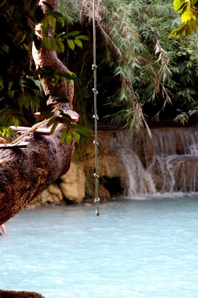 Laos Khouangsi Cascades www.cityseacountry.com