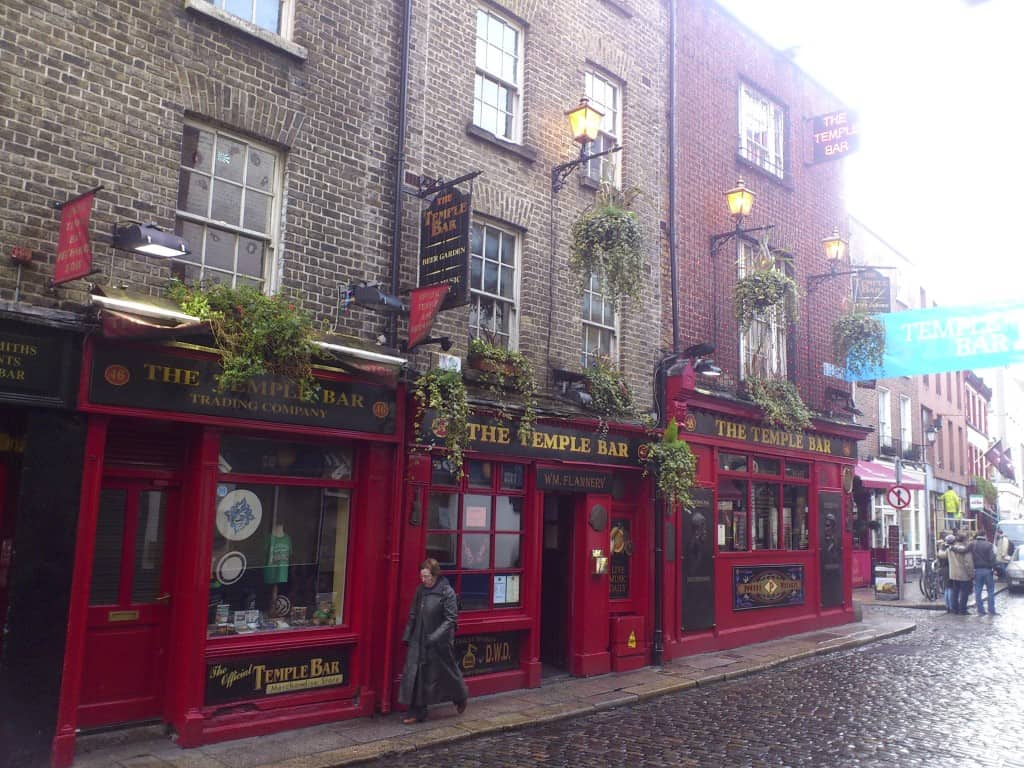 famous pubs in Ireland