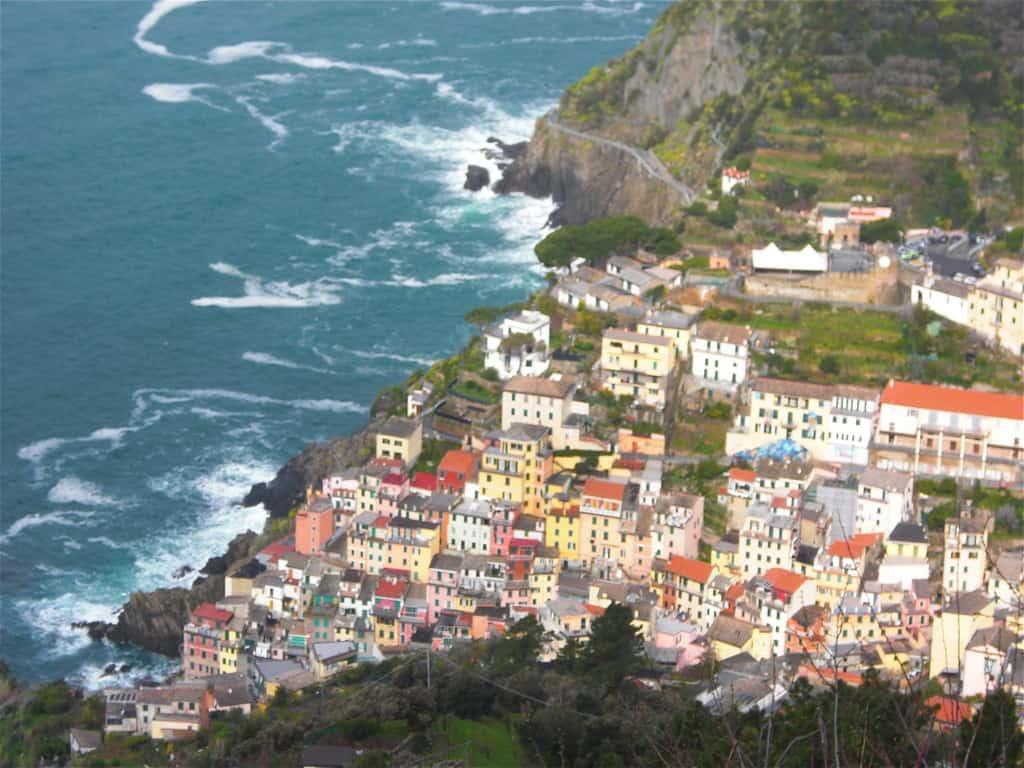 Cinque Terre - Wandern entlang der Mittelmeerküste