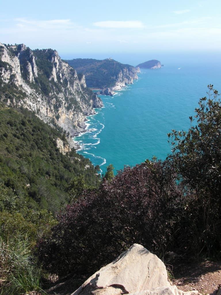 Cinque Terre- Wandern entlang des Mittelmeers