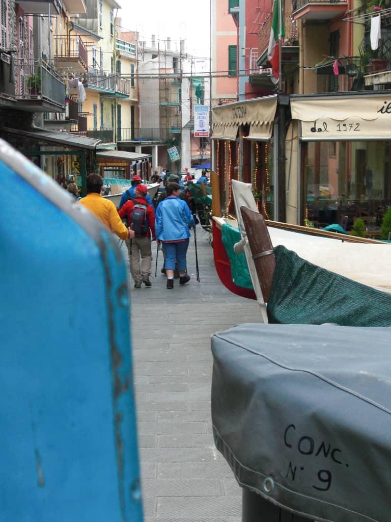 Cinque Terre - Wandern in Italien