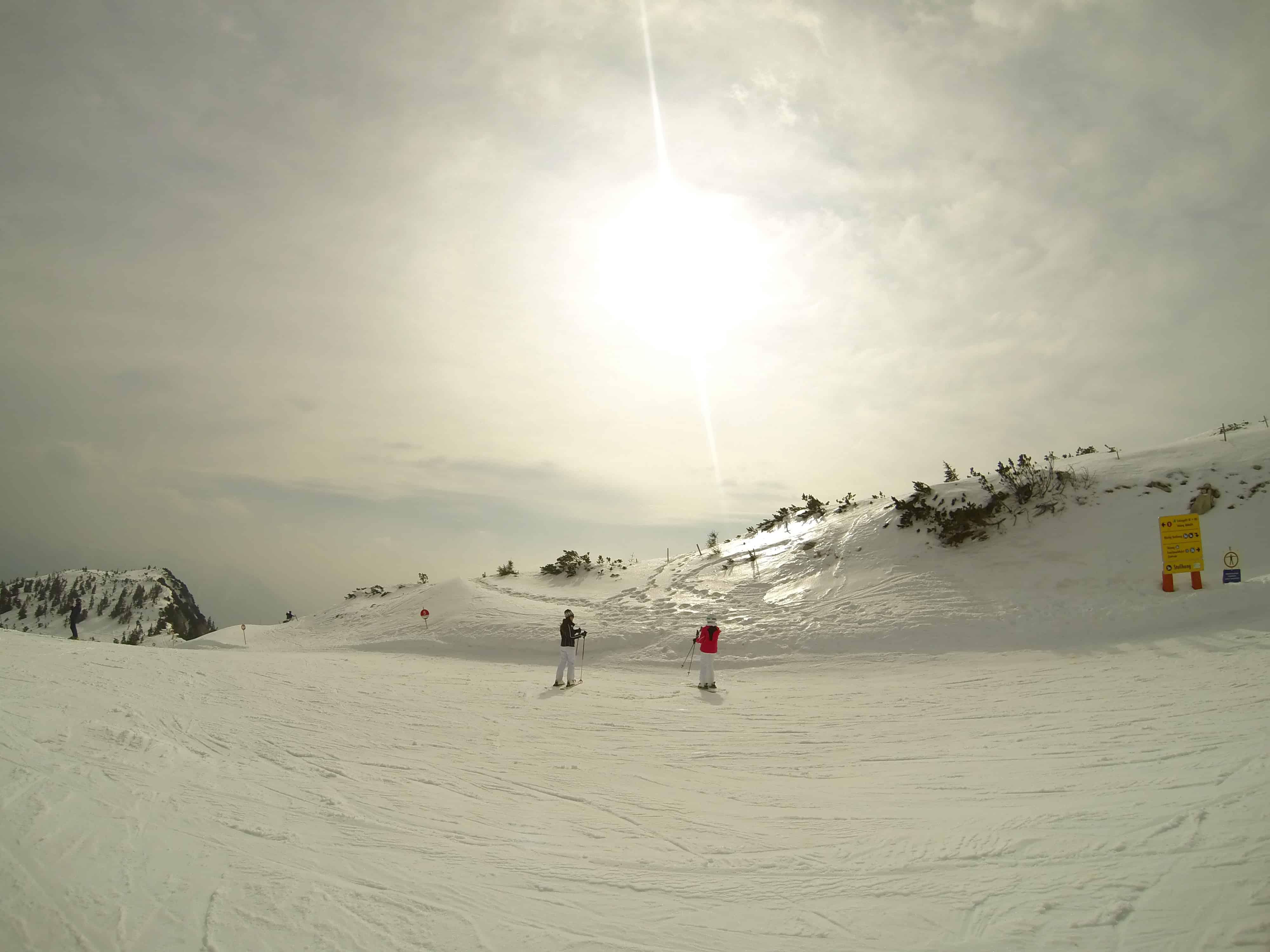 skiing Hochkar Austria