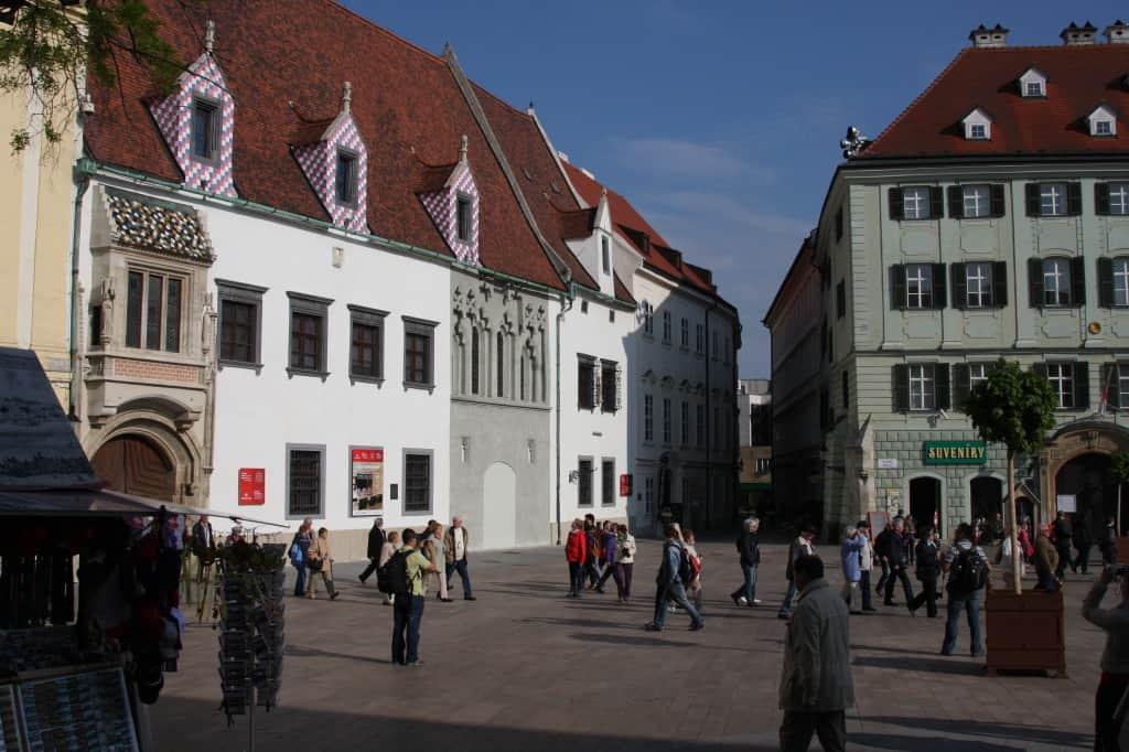 Bratislava Slowakei Altstadt