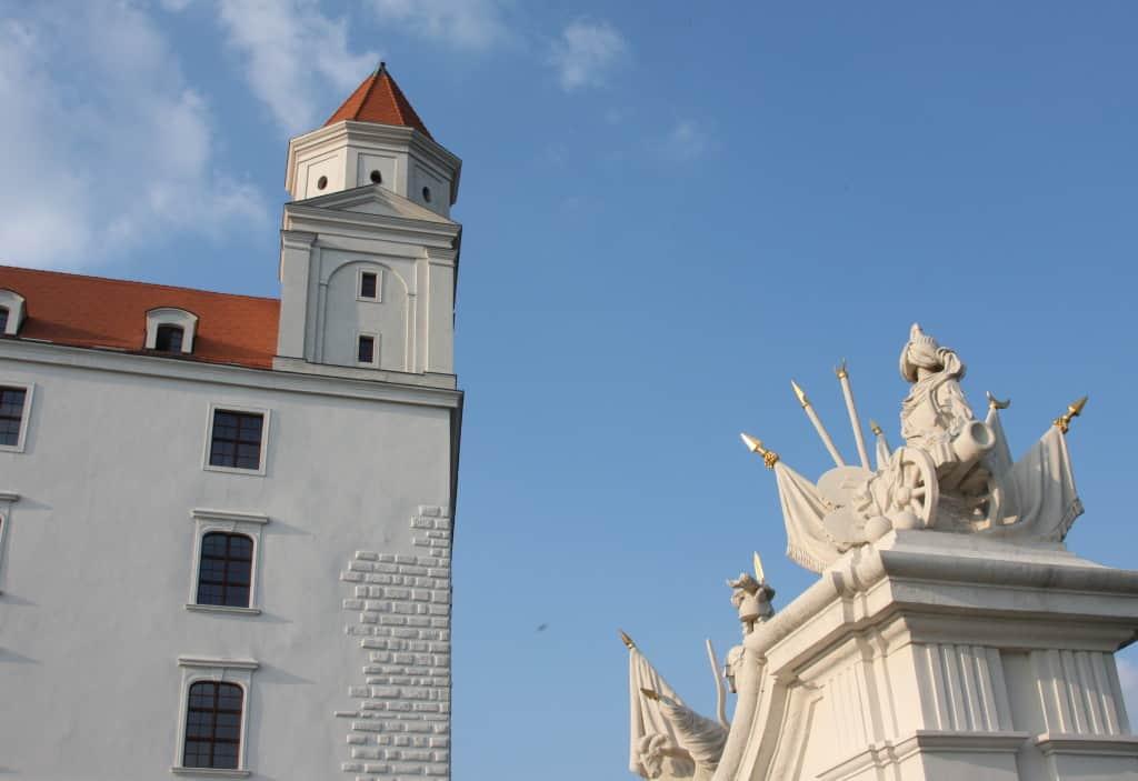 Schloss Bratislava Slowakei