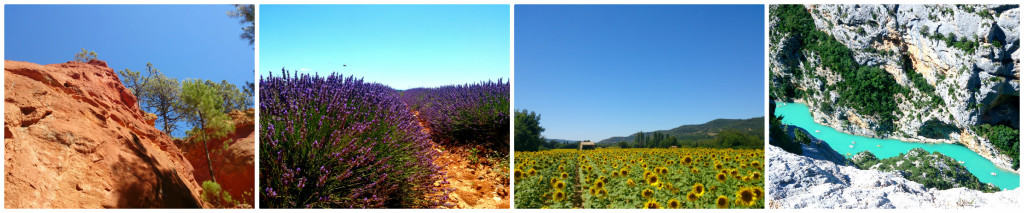 Collage Provence