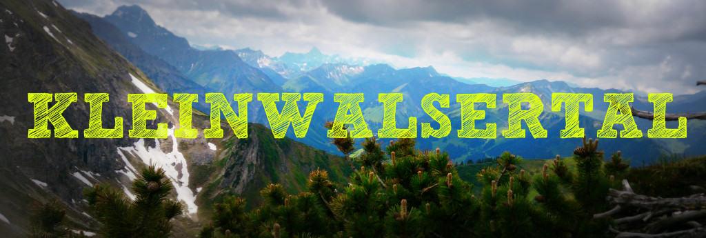Impressionen aus dem Kleinwalsertal, Österreich