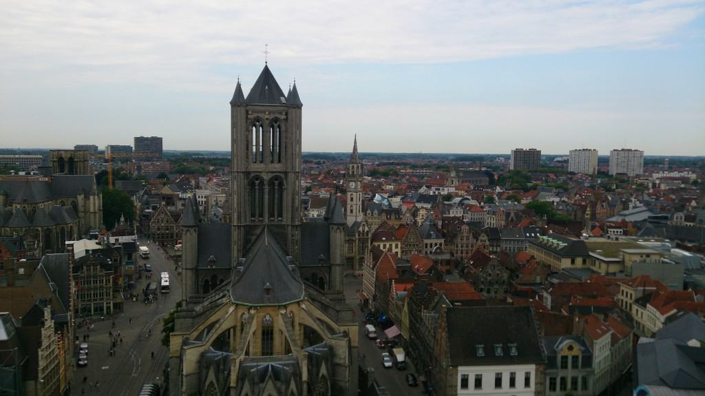 Ghent: World Class Culture and Cuisine