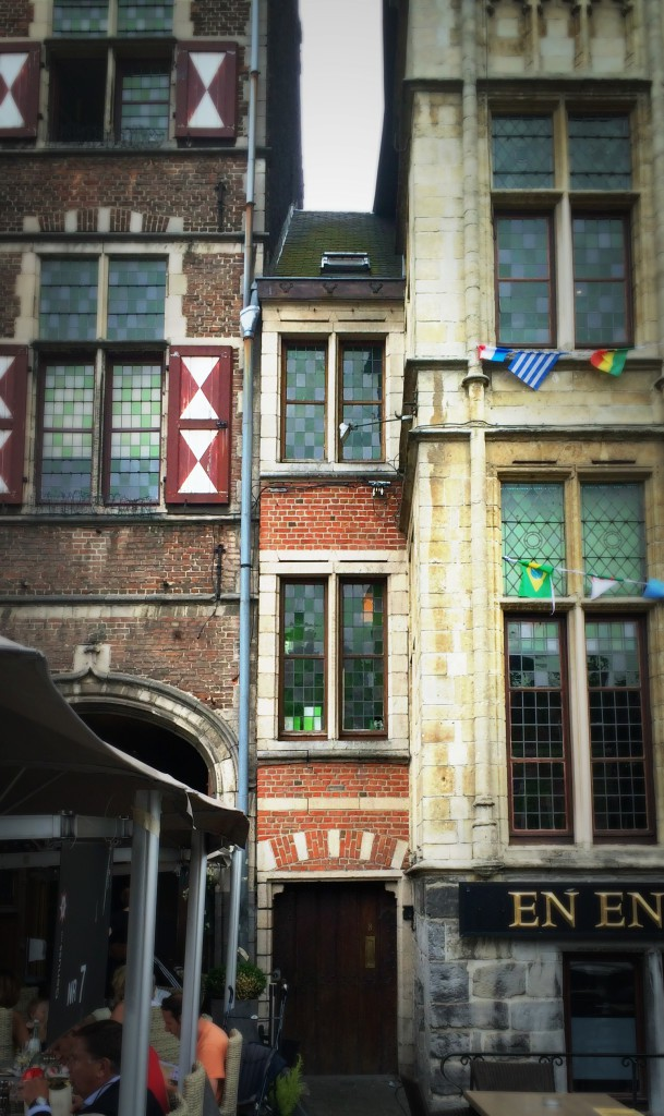 Ghent - When houses tell their stories