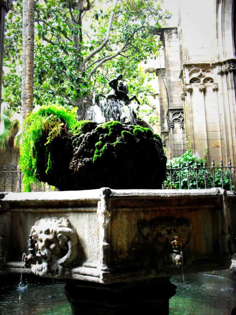 Kathedrale Barcelona