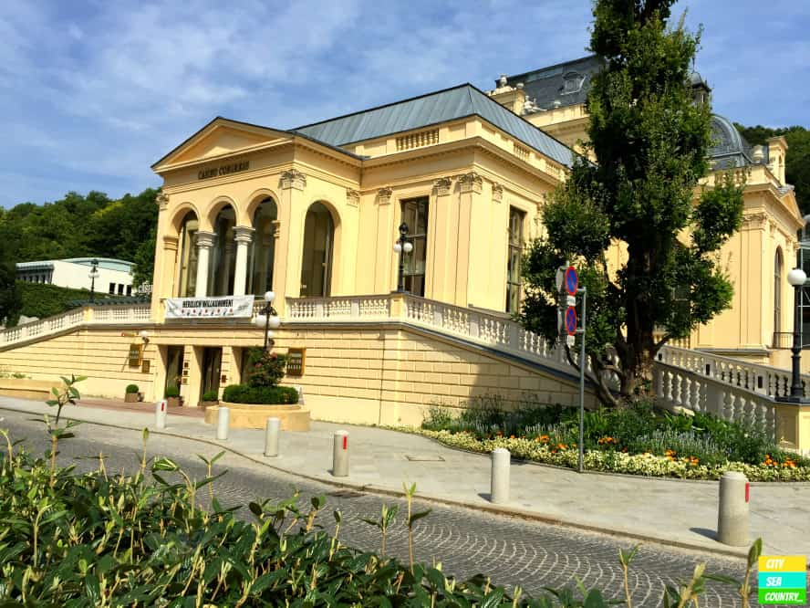 The Casino in Baden