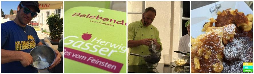 Gourmet Travel Tips: Kaiserschmarren in Baden