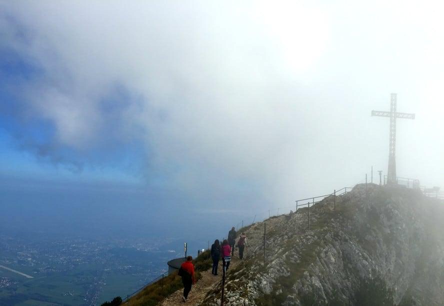 Untersberg Gipfel