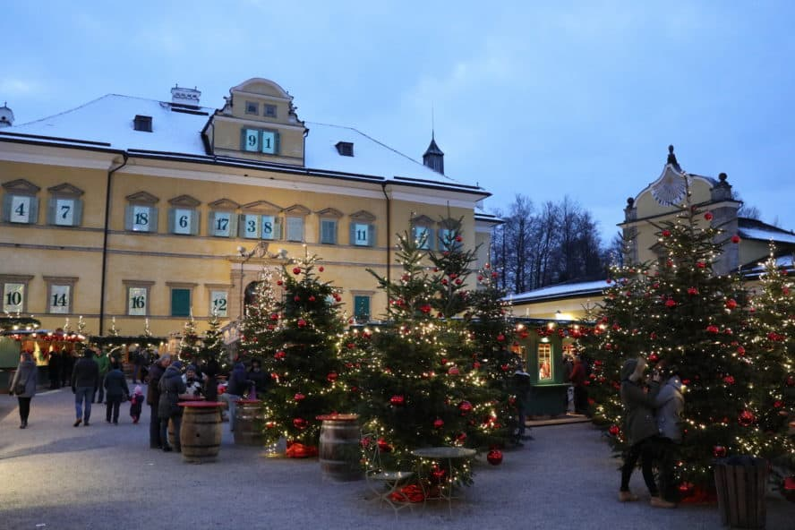 Salzburg: The Best Christmas Markets (Austria)