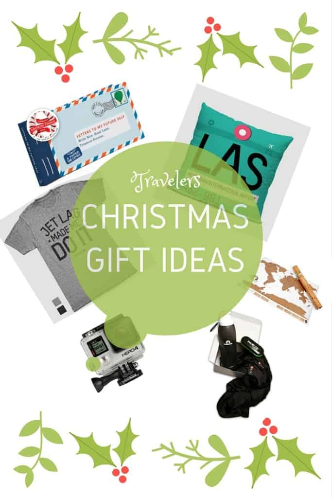 Best Christmas Gift Ideas For Travelers - For Him, Her and The Lazy Shopper