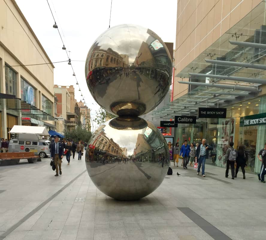 Malls Balls Adelaide