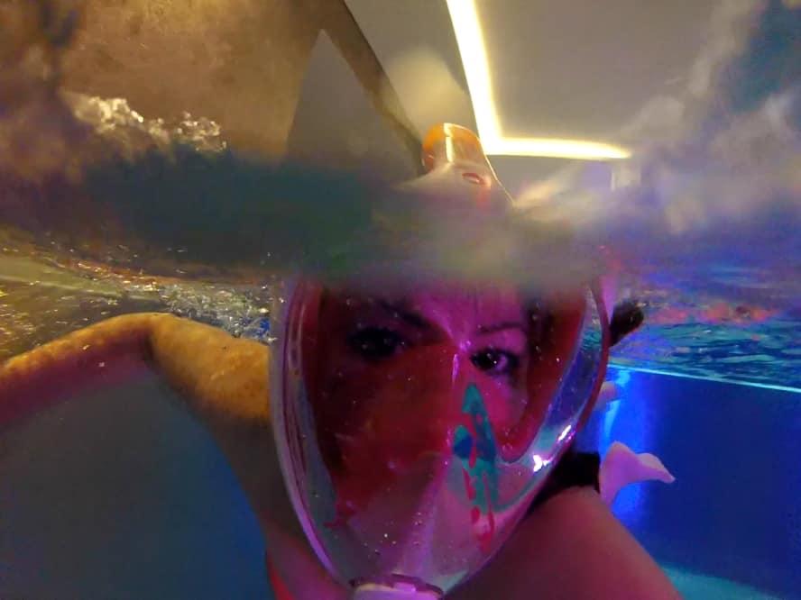 Im Test: Easybreath Tribord Schnorchelmaske von Decathlon