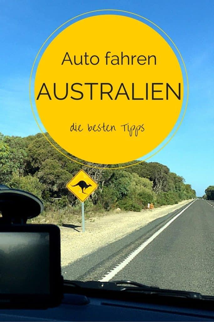 Tipps für Linksverkehr und Auto mieten Australien