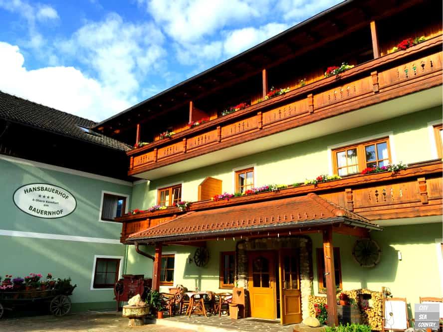 Hansbauerhof - Urlaub am Bauernhof Jenig Kärnten