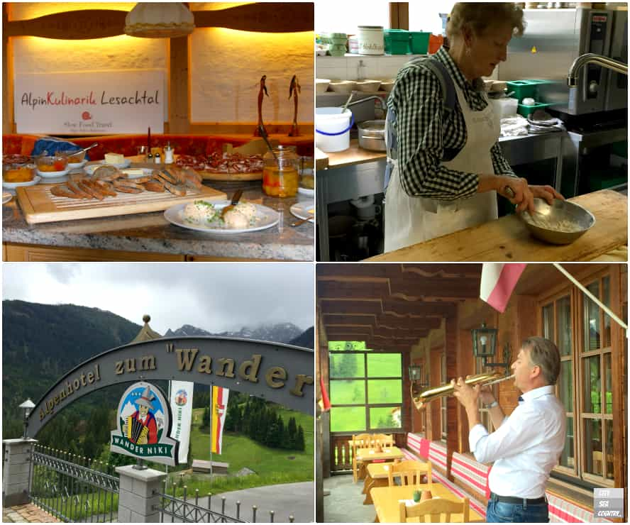 Slow Food Travel beim Wanderniki