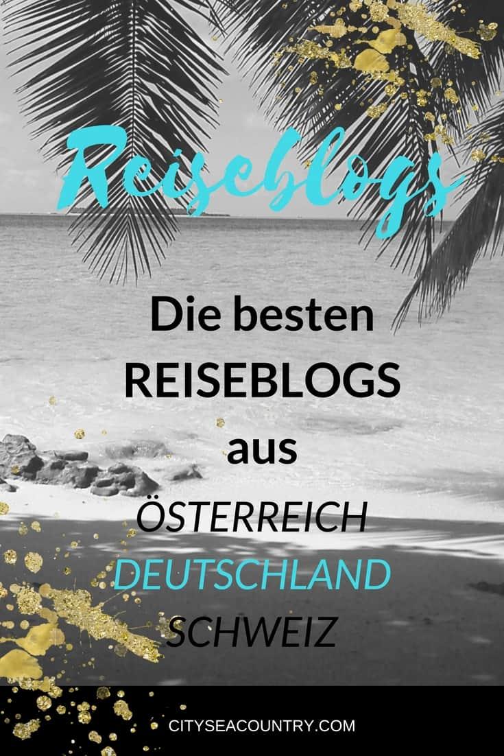 Die Besten Reiseblogs Aus Österreich, Deutschland Und Der Schweiz