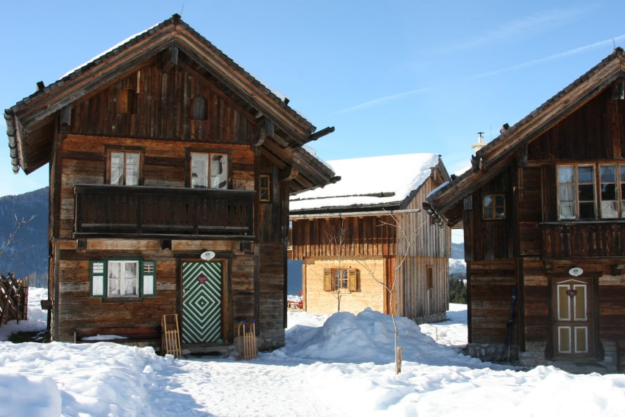Abtenau im Salzburger Land