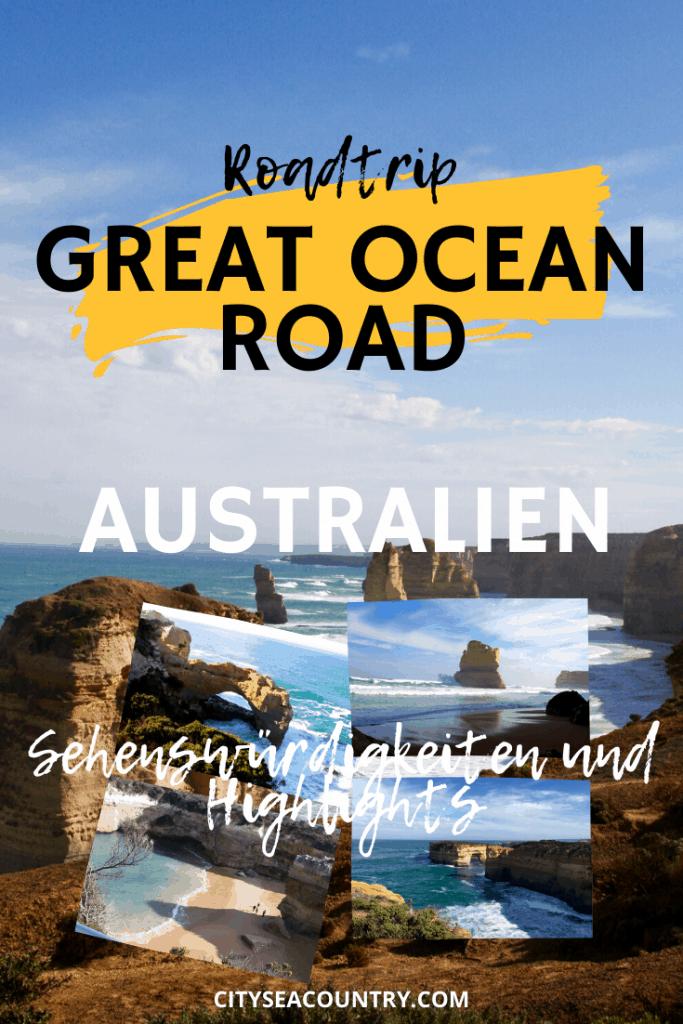Great Ocean Road Highlights: Die schönste Küstenstrecke in Australien