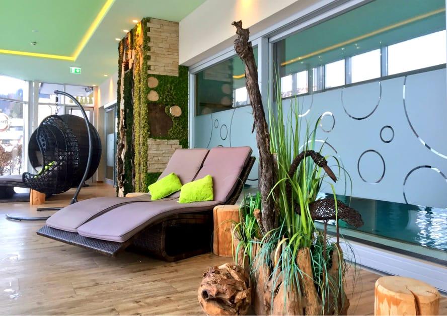 Umweltzeichenhotel Gutjahr in Abtenau