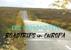 Schönste Straßen in Europa