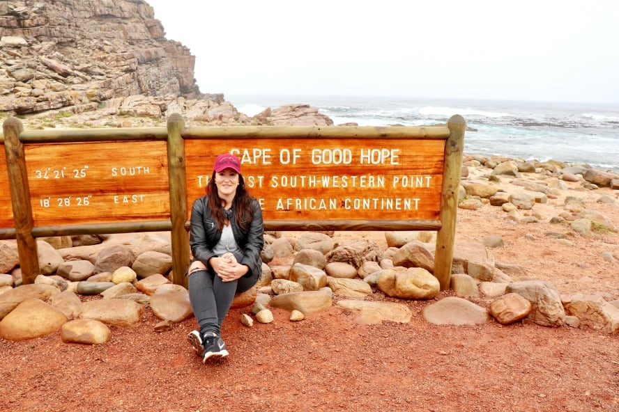 Roadtrip Highlights von Kapstadt über Chapman's Peak Drive zum Cape of Good Hope