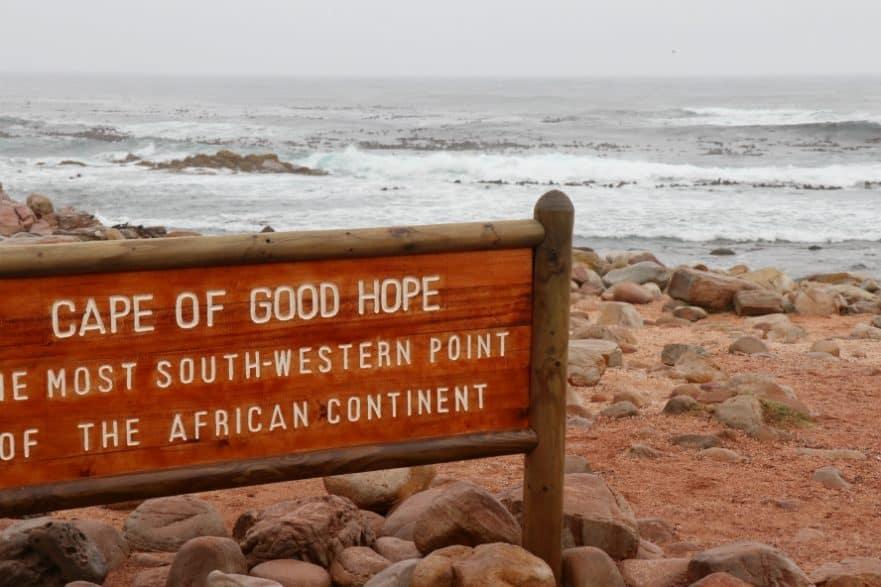 Kapstadt und Umgebung: 7 Sehenswürdigkeiten und Sachen, die du erleben musst