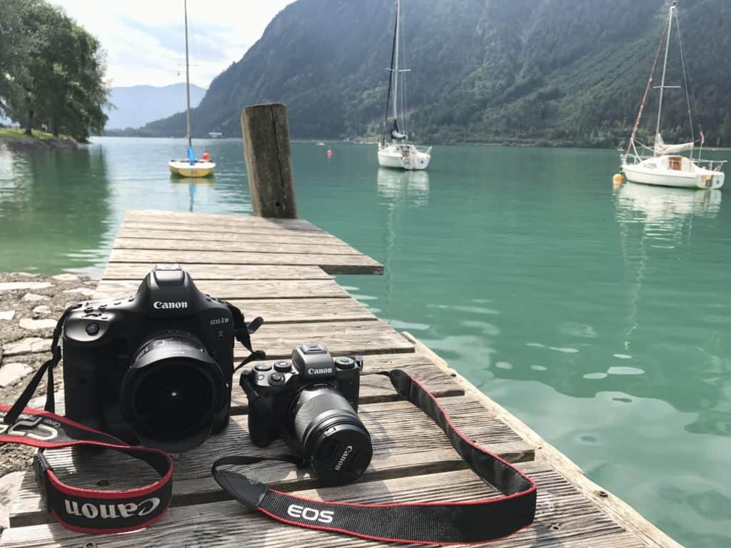 Die richtige Kamera und Objektive finden - Tipps zur Auswahl