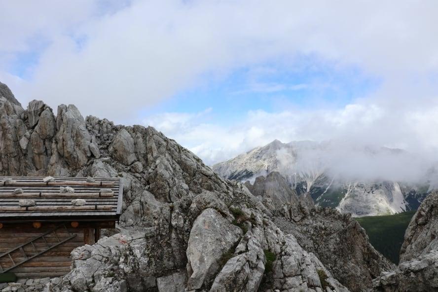 Bollywood Filmkulisse Innsbruck Hafelekar Geierwallyhütte