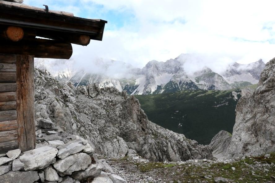 Geierwallyhütte Hafelekar Innsbruck