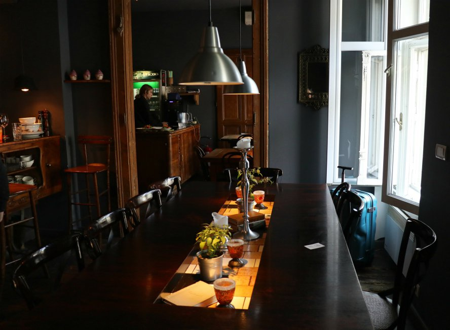 vegane restaurants belgrad Serbien