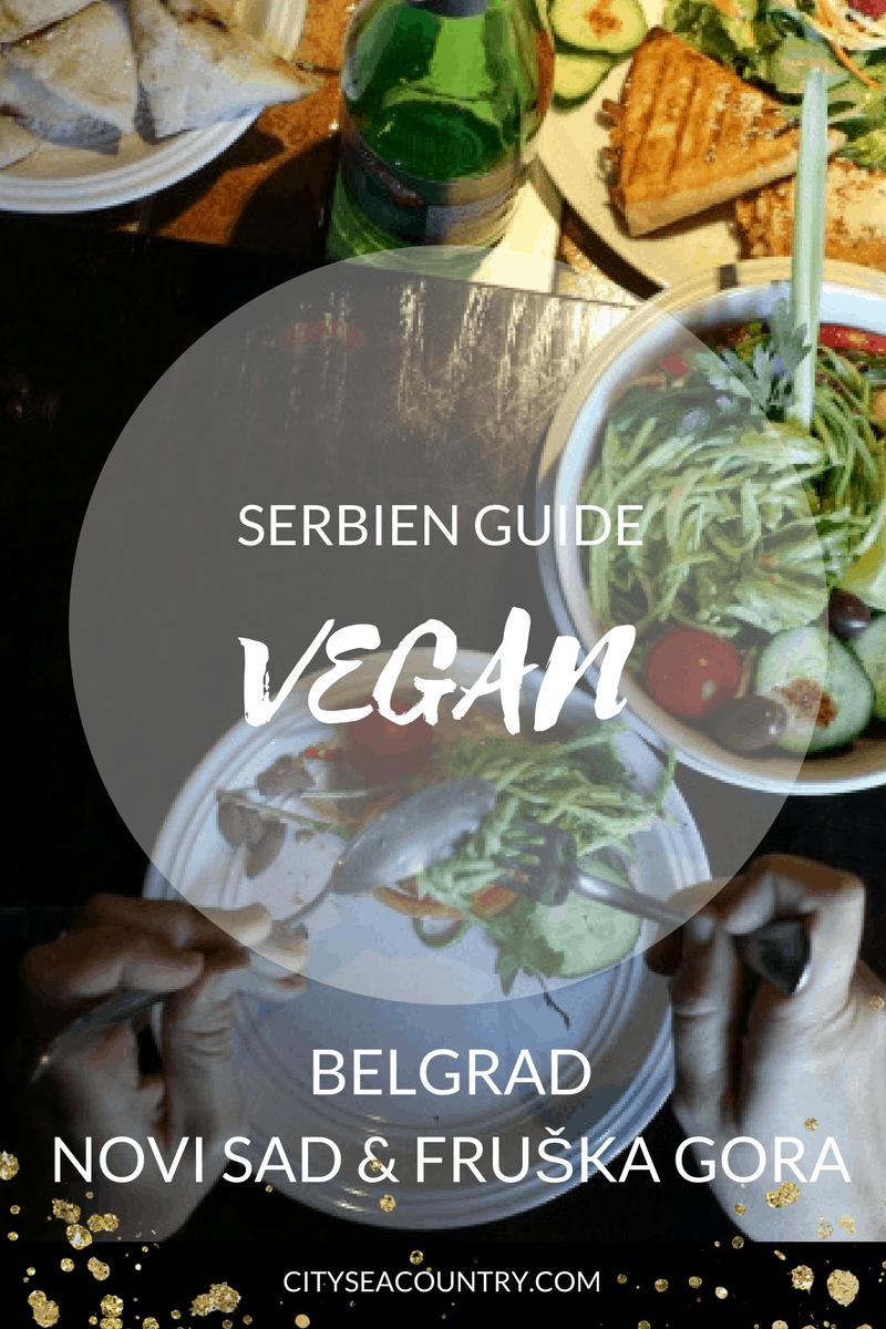 veganes Essen reisen Urlaub