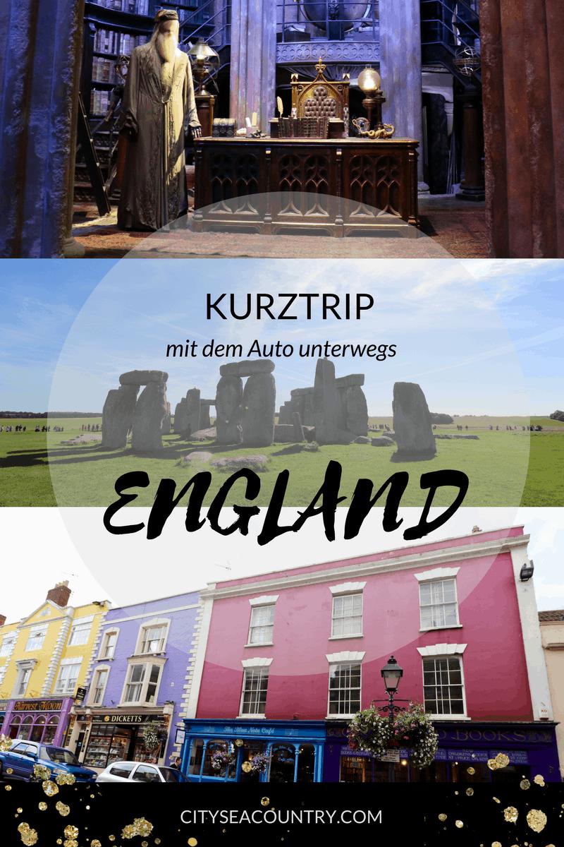 Rundreise England / Fotostrecke mit Tipps und Reiseverlauf