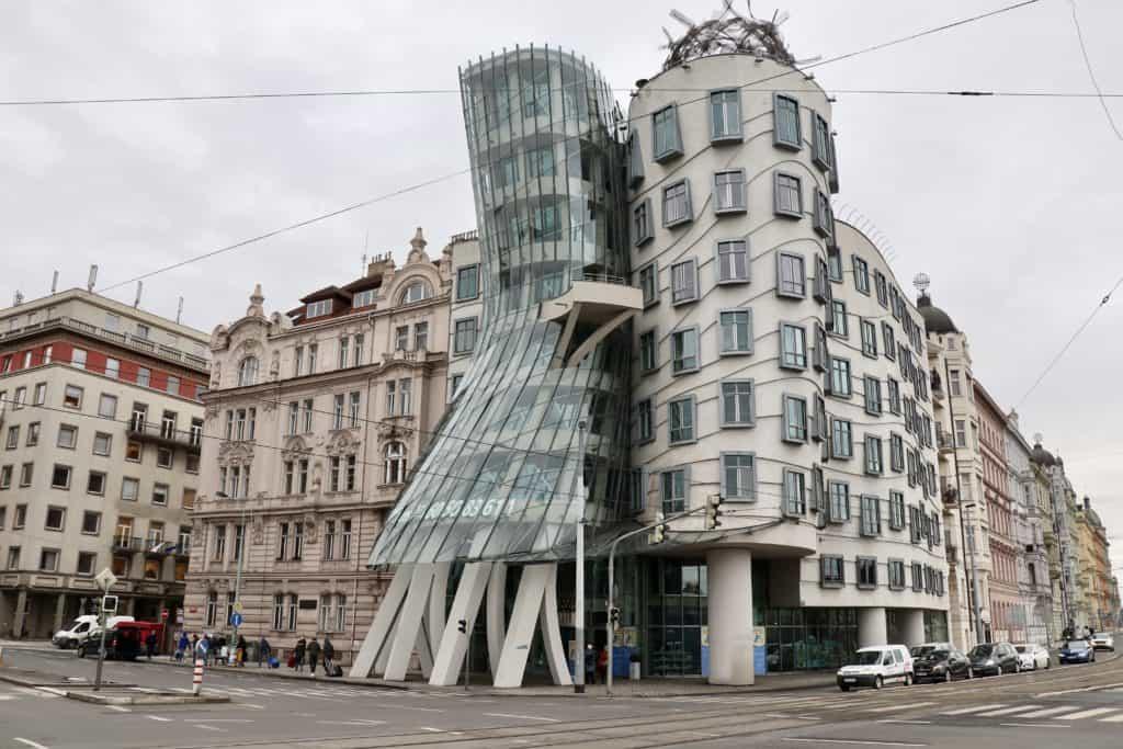 Sehenswürdigkeiten Prag Dancing House