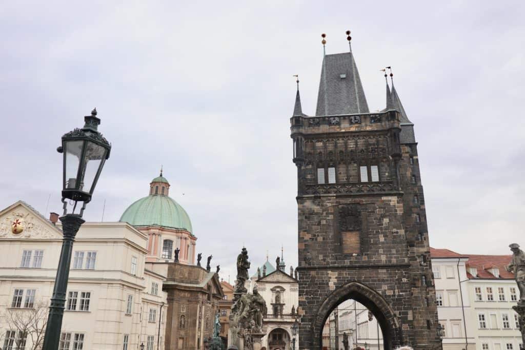 Sehenswürdigkeiten Prag Karlsbrücke