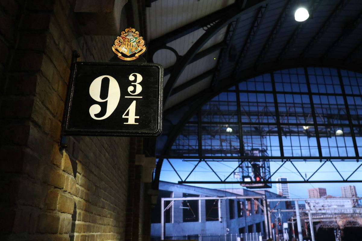 Die besten Harry Potter Drehorte in London