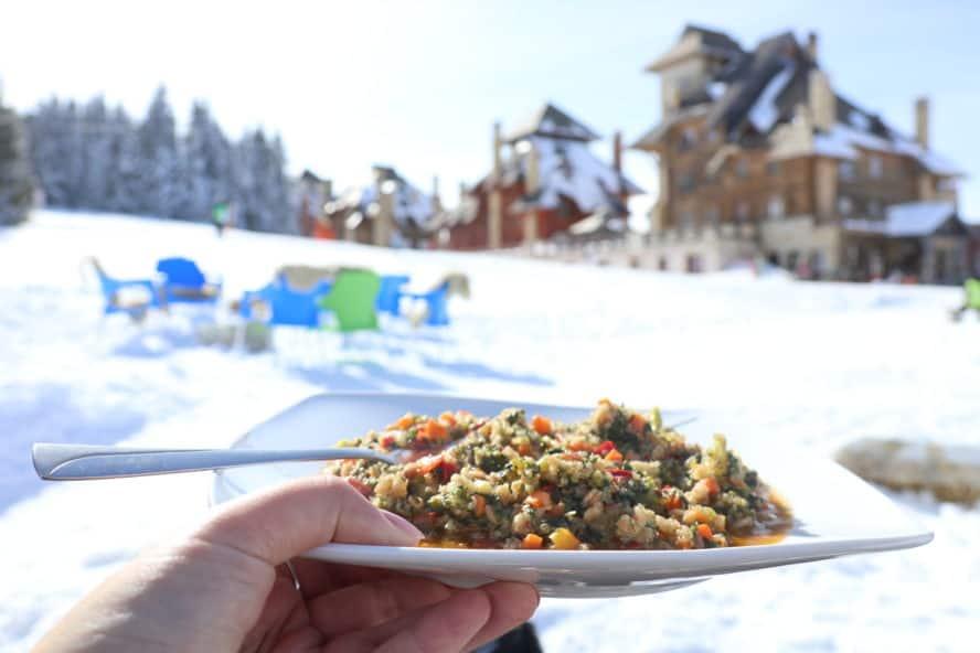 Winterurlaub in Serbien: Ski fahren am Dach von Serbien in Koaponik