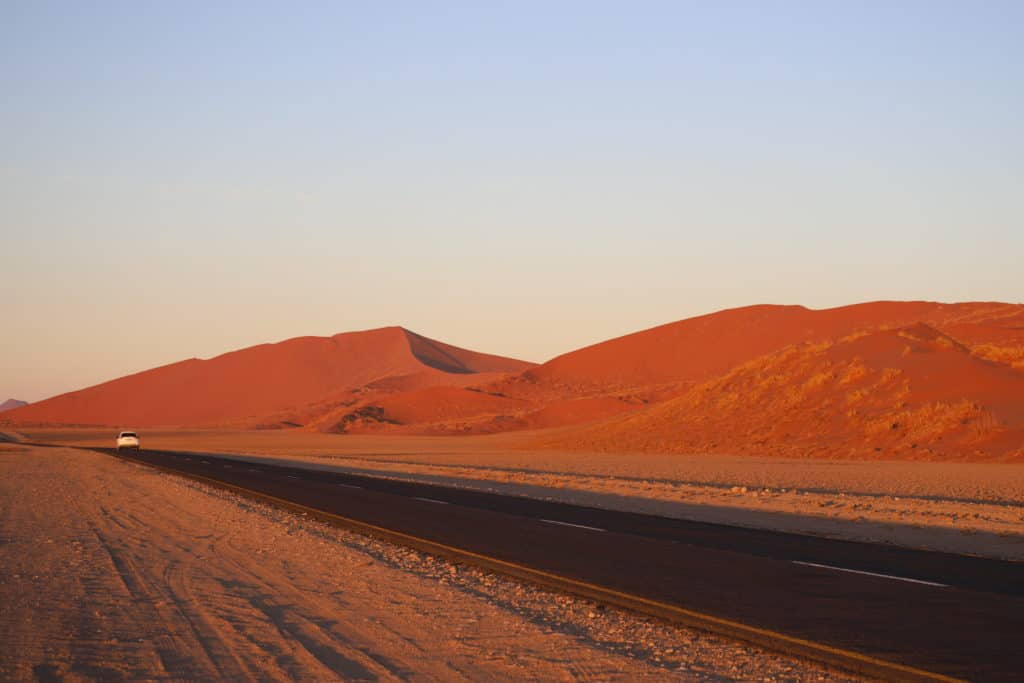 Sossusvlei Namibia: Im Angesicht der größten Düne der Welt