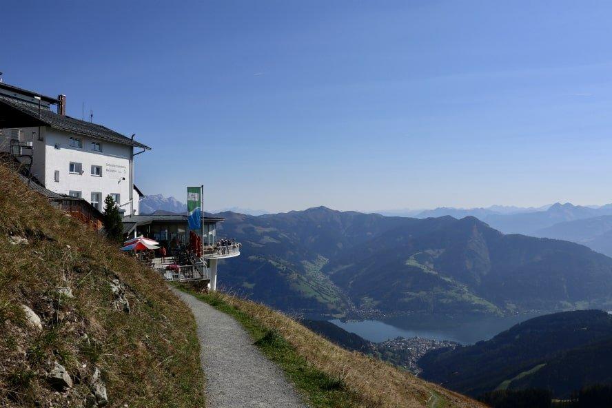 Wochenendtrip in Österreich: Zell am See Kaprun