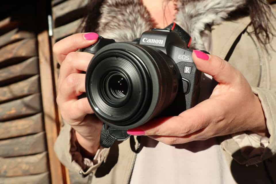 Fotografieren auf Reisen: Canon EOS R Vollformatkamera im Test